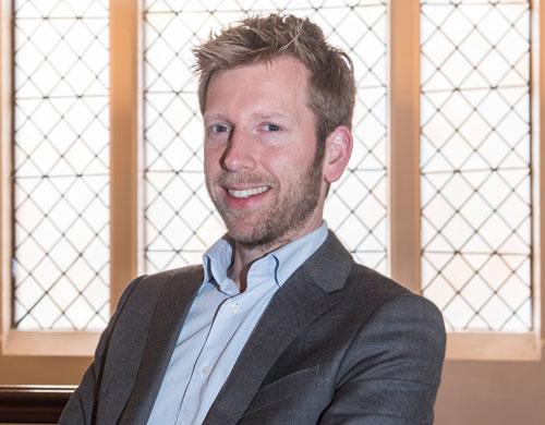 Notaris Dieter van Riel De Mul Zegger notarissen